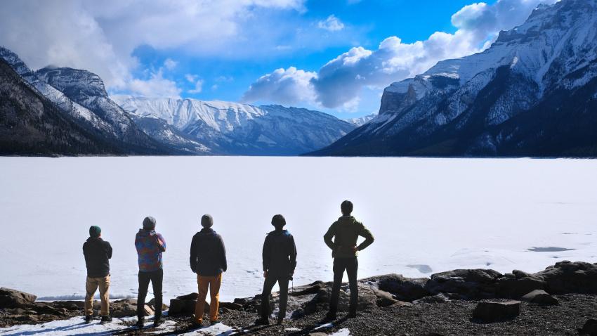 ハイキングシーズン到来!!春のカナディアンロッキーに出発です!!_d0112928_06580676.jpg
