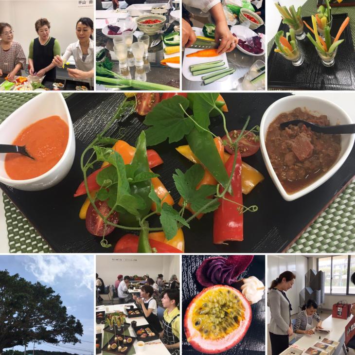 沖縄 カラベシ料理教室_e0134337_13014362.jpg
