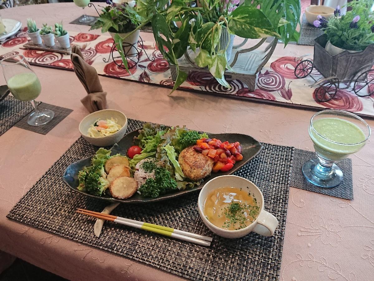 5月の料理教室が始まりました。_f0323446_23033149.jpg