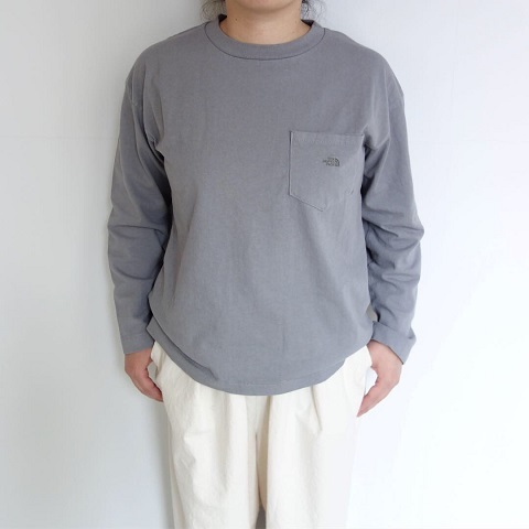 THE NORTH FACE PURPLE LABEL : 7oz L/S Pocket Tee_a0234452_17195584.jpg