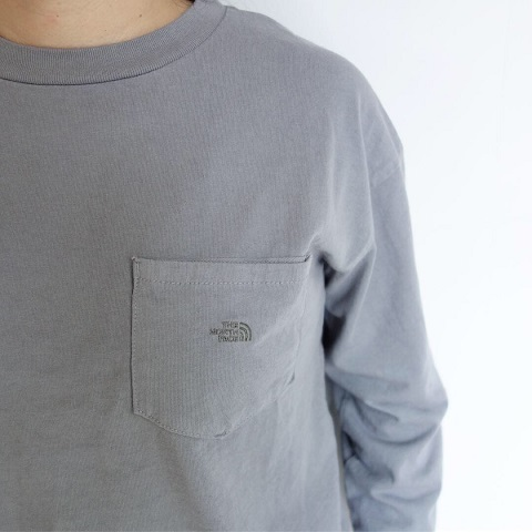 THE NORTH FACE PURPLE LABEL : 7oz L/S Pocket Tee_a0234452_17200128.jpg