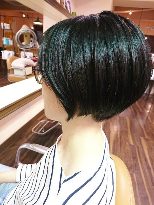 黒髪ツヤ ショート_a0272765_18423897.jpg