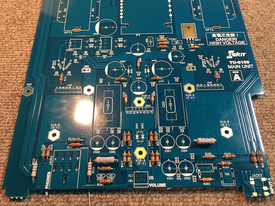 TU-8150SVの製作_b0350085_01362769.jpg