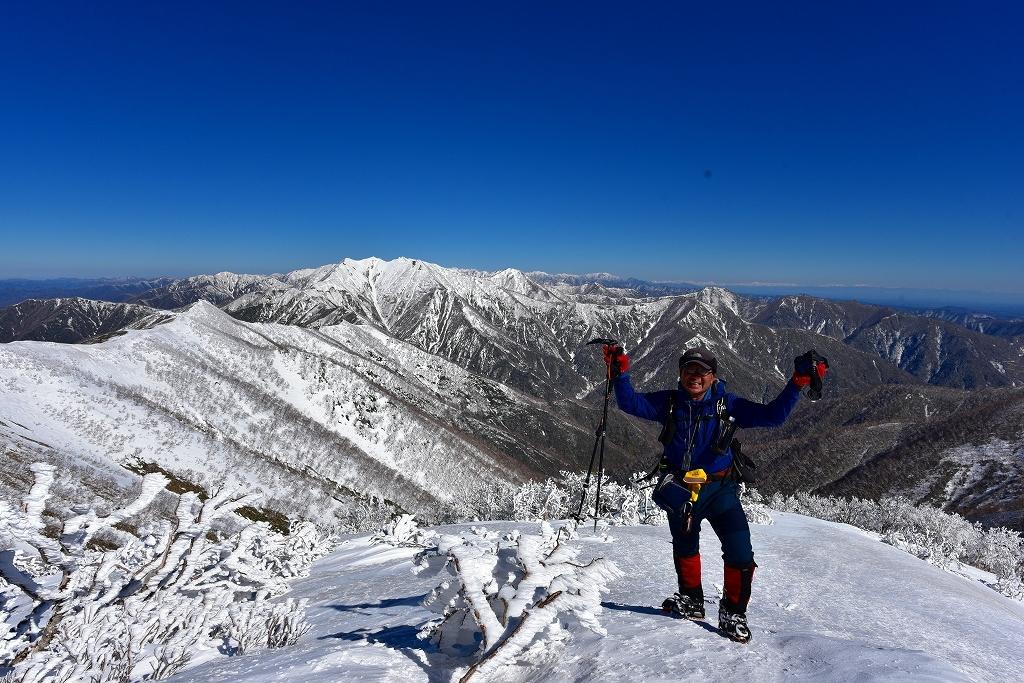 野塚岳とオムシャヌプリ、2019.4.28ー同行者からの写真ー_f0138096_21325173.jpg