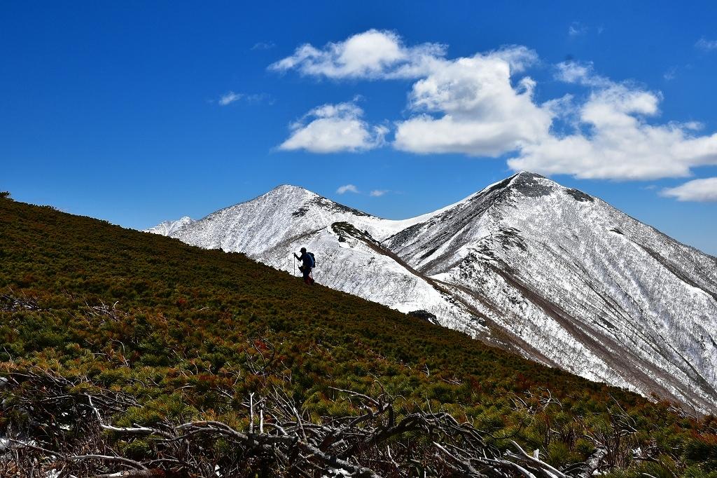 野塚岳とオムシャヌプリ、2019.4.28ー同行者からの写真ー_f0138096_21335965.jpg