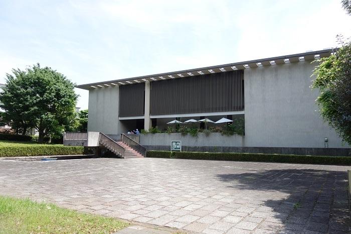 駒場の休日 日本近代文学館&日本民藝館へ_c0303307_21175638.jpg