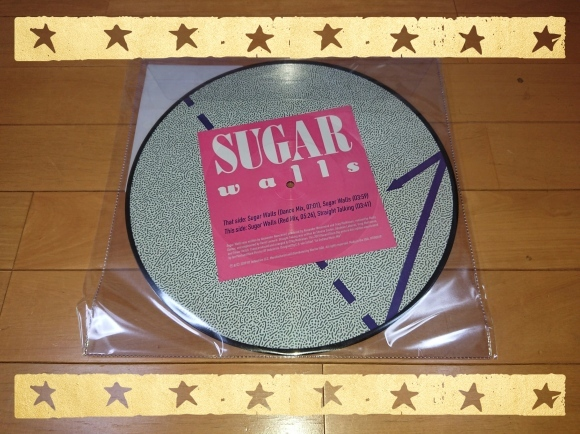 SHEENA EASTON / Sugar Walls (Dance Mix) RECORD STORE DAY 2019 戦利品_b0042308_12101955.jpg