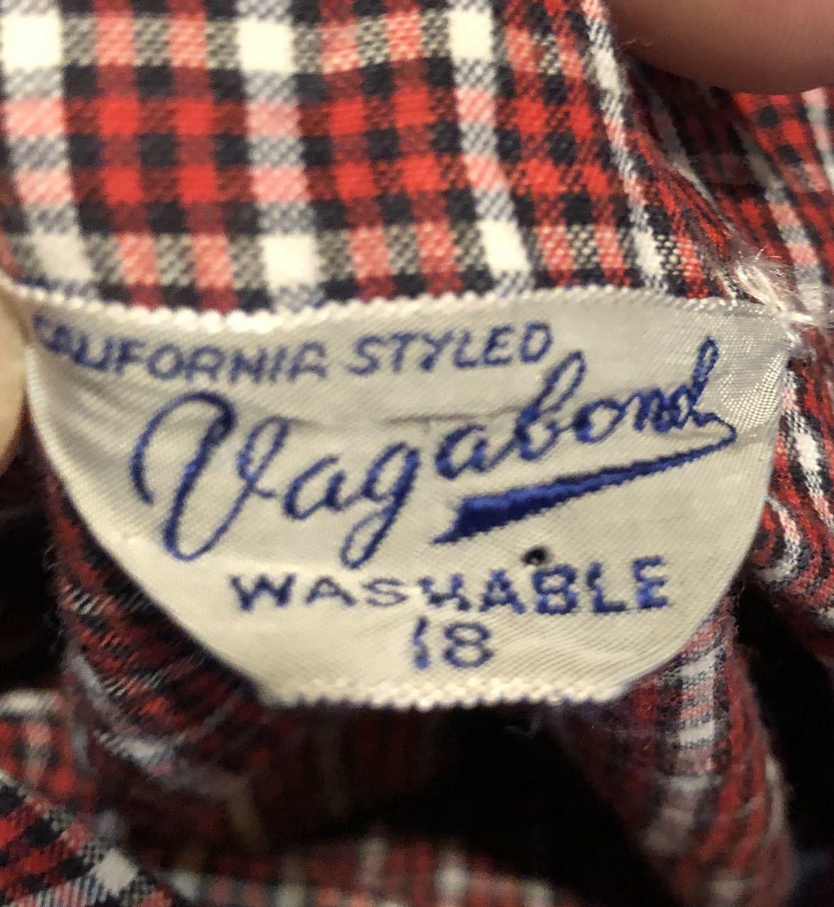 5月4日(土)入荷!60s Vagabond all cotton B.D シャツ!_c0144020_18202508.jpg