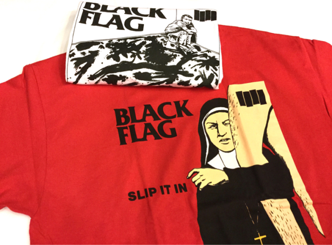 「 GW 残り3日 BLACK FLAG!!!!」_c0078333_20213074.jpg