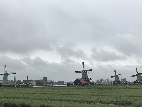ザーンセスカンス風車村を観光♪アムステルダムからの行き方(オランダ旅行記)_f0023333_21314384.jpg