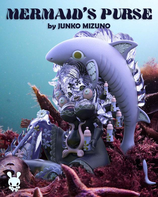 Mermaid\'s Purse by Junko Mizuno_e0118156_00430171.jpg