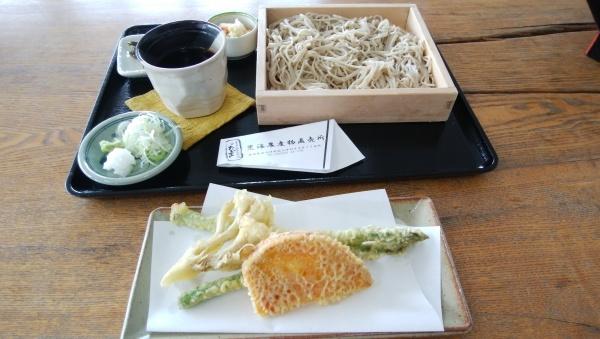 会津のかおりのお蕎麦_a0351368_21282049.jpg