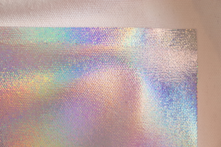 OKIRAKU☆hologramBag shoulder Bag☆_e0269968_18055552.jpg