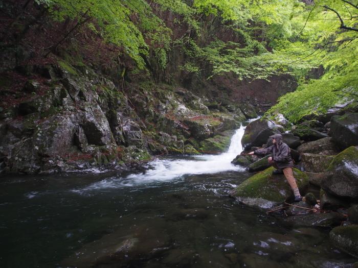 令和元年、初釣行は三河の溪へ。_c0197578_10224550.jpg