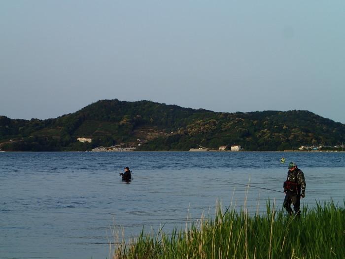 2019GW、浜名湖で釣りと潮干狩り。_c0197578_21403834.jpg