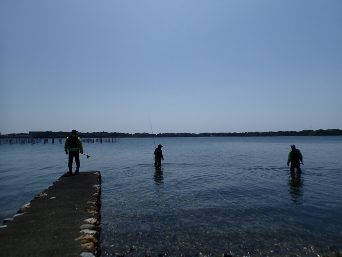 2019GW、浜名湖で釣りと潮干狩り。_c0197578_21502749.jpg