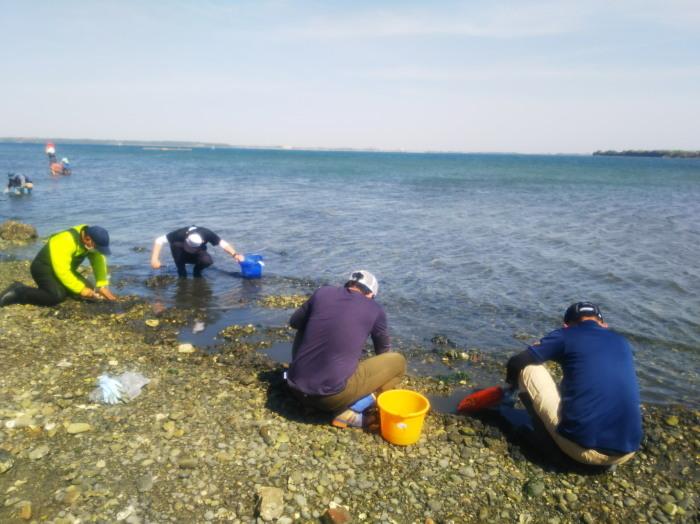 2019GW、浜名湖で釣りと潮干狩り。_c0197578_21511860.jpg