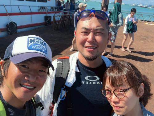 ラチャヤイ島体験ダイビング(*^_^*) FROM北海道_f0144385_18060437.jpg