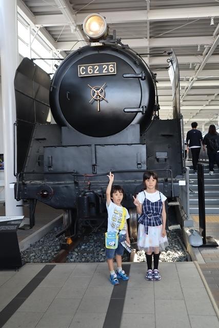 藤田八束の京都ご案内@京都鉄道博物館は素晴らしい、鉄道の歴史・鉄道技術の発展を現物を見ながら学ぶ_d0181492_13193747.jpg