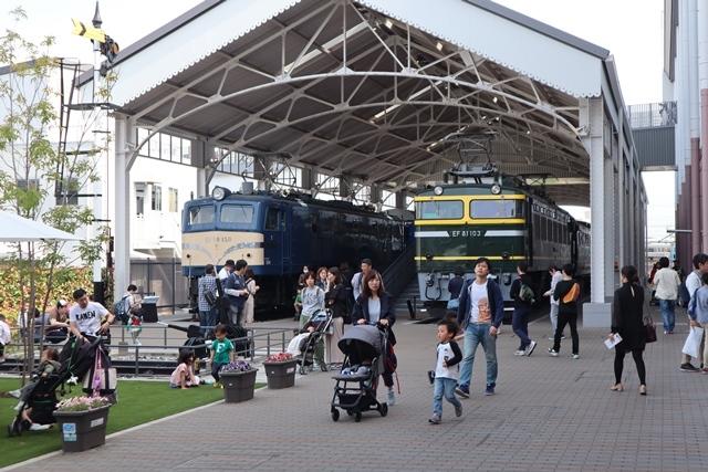 藤田八束の京都ご案内@京都鉄道博物館は素晴らしい、鉄道の歴史・鉄道技術の発展を現物を見ながら学ぶ_d0181492_13214752.jpg