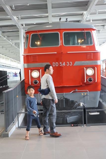 藤田八束の京都ご案内@京都鉄道博物館は素晴らしい、鉄道の歴史・鉄道技術の発展を現物を見ながら学ぶ_d0181492_13215699.jpg