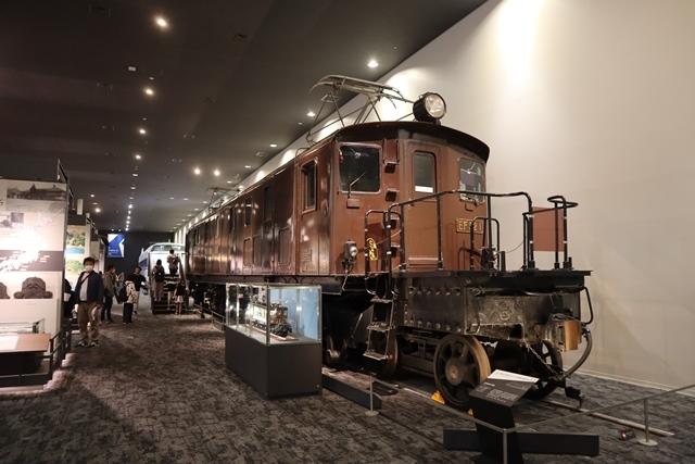 藤田八束の京都ご案内@京都鉄道博物館は素晴らしい、鉄道の歴史・鉄道技術の発展を現物を見ながら学ぶ_d0181492_13232334.jpg