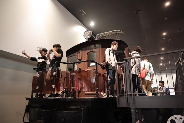 藤田八束の京都ご案内@京都鉄道博物館は素晴らしい、鉄道の歴史・鉄道技術の発展を現物を見ながら学ぶ_d0181492_13234940.jpg