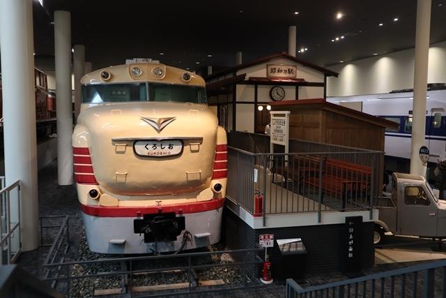 藤田八束の京都ご案内@京都鉄道博物館は素晴らしい、鉄道の歴史・鉄道技術の発展を現物を見ながら学ぶ_d0181492_13241676.jpg