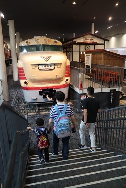 藤田八束の京都ご案内@京都鉄道博物館は素晴らしい、鉄道の歴史・鉄道技術の発展を現物を見ながら学ぶ_d0181492_13242455.jpg