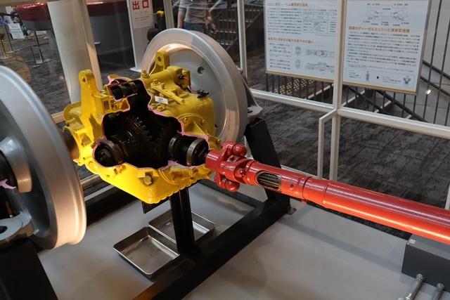 藤田八束の京都ご案内@京都鉄道博物館は素晴らしい、鉄道の歴史・鉄道技術の発展を現物を見ながら学ぶ_d0181492_13245348.jpg