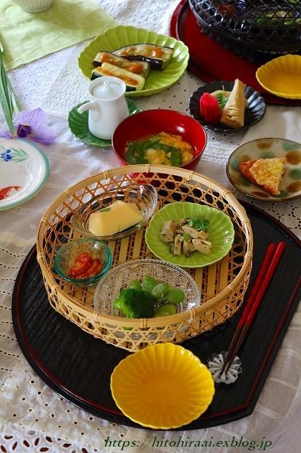 五月の新緑の食卓_f0374092_21492615.jpg