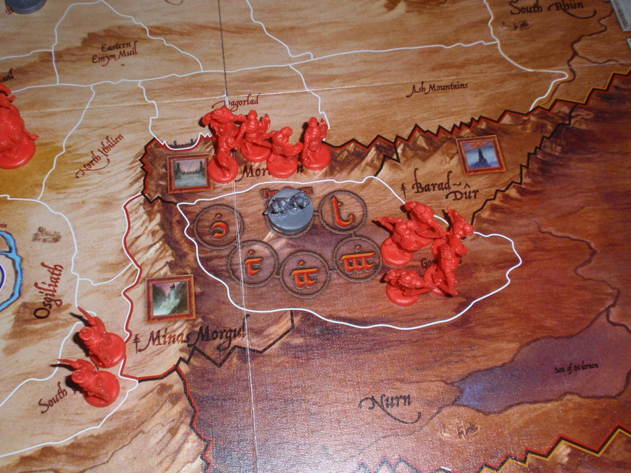 FFG「War of the Ring」をJr.と対戦_b0162202_18165170.jpg