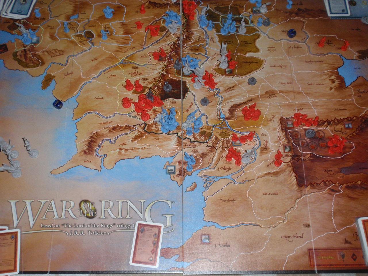 FFG「War of the Ring」をJr.と対戦_b0162202_1817276.jpg