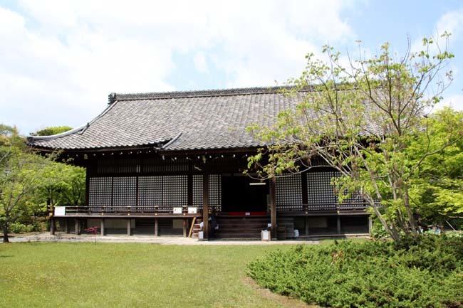 勧修寺(かじゅうじ)特別公開_e0048413_18414327.jpg
