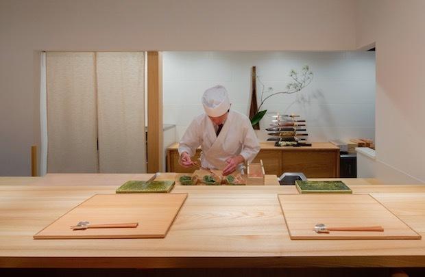 饗庵大乃 竣工写真 ーカウンターで魚菜料理を楽しむ料理店ー_a0334755_07541349.jpg