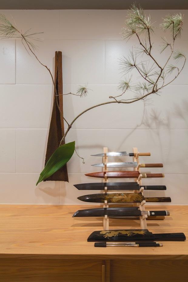 饗庵大乃 竣工写真 ーカウンターで魚菜料理を楽しむ料理店ー_a0334755_07550638.jpg