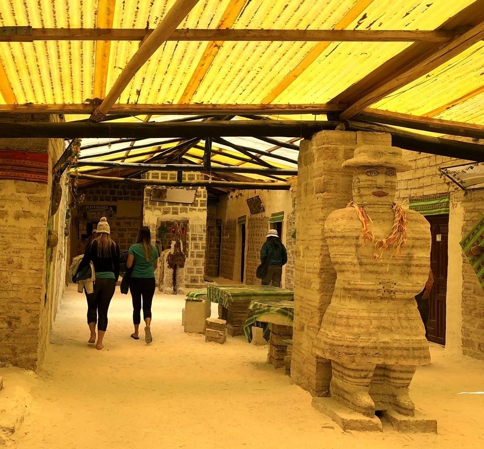 中南米の旅/29 ウユニ塩湖にある唯一のトイレ_a0092659_00583606.jpg