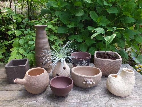 楽しい植木鉢と花器・二人展~1_d0336460_09524687.jpg