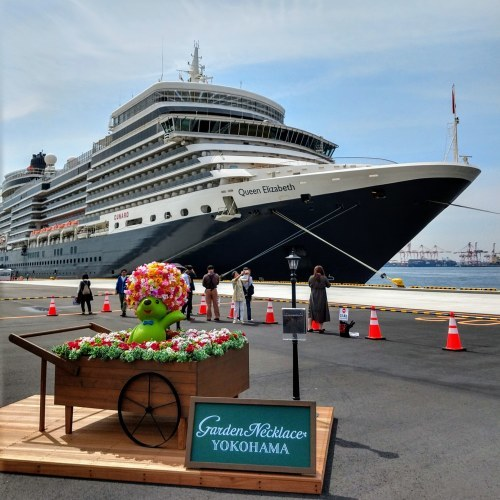 MS Queen Elizabeth.Welcome to Japan!_a0057402_11422231.jpg