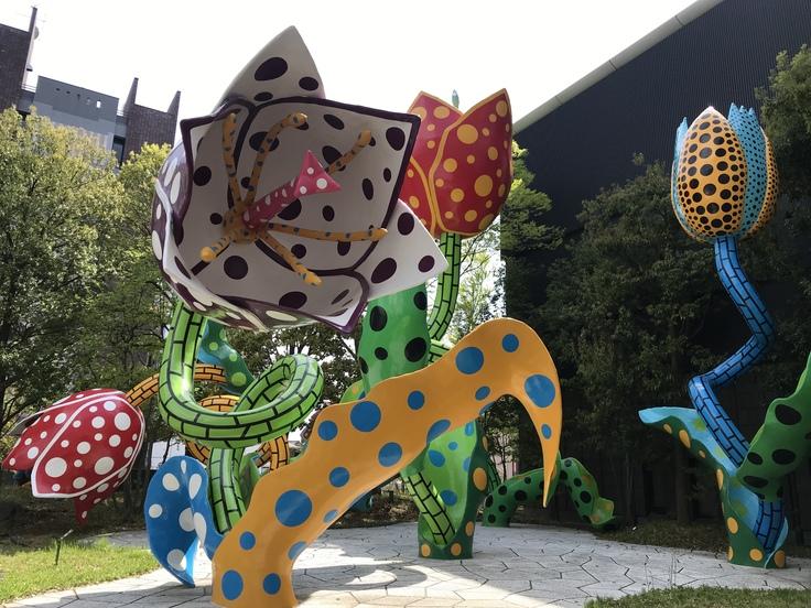 ランチのあとは 松本市美術館へ。_c0212604_17445532.jpg