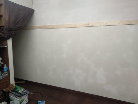 壁塗り開始_c0162128_16042151.jpg