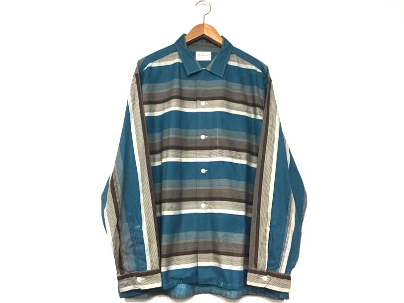「 GW 残り1日 お勧めシャツ×3 」_c0078333_19222519.jpg