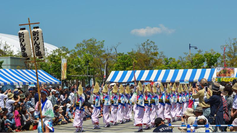 四国の祭り 2019 新のんき連_d0246136_11563517.jpg