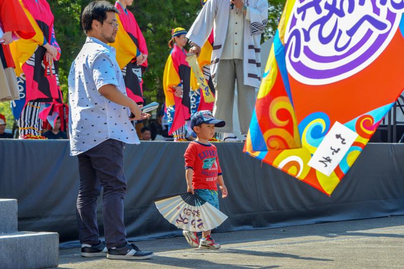 四国の祭り 2019 よさこいとらっく (ちふれ)_d0246136_23062640.jpg