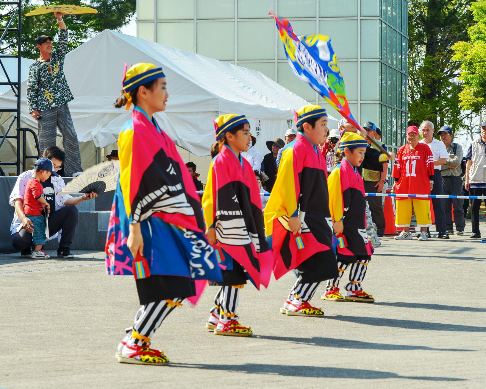 四国の祭り 2019 よさこいとらっく (ちふれ)_d0246136_23063761.jpg