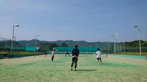 家族テニス_c0172049_12360352.jpg