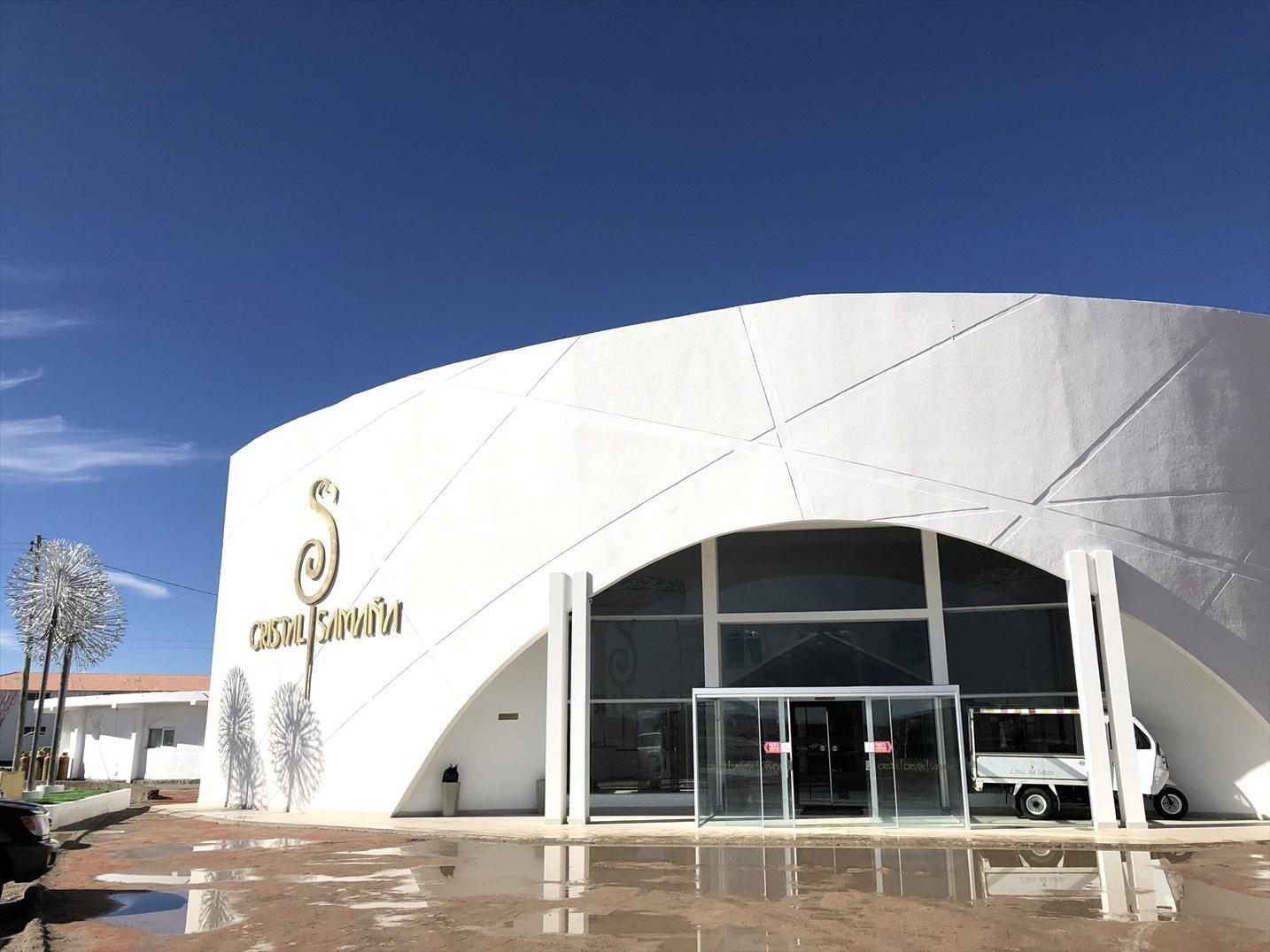 中南米の旅/30 Cristal Samaña Salt Hotel@ウユニ_a0092659_14244487.jpg