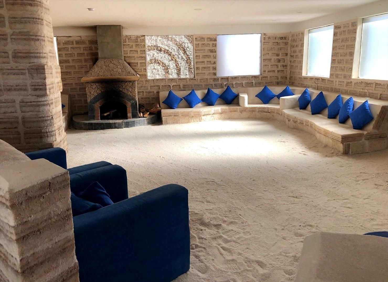 中南米の旅/30 Cristal Samaña Salt Hotel@ウユニ_a0092659_14262147.jpg