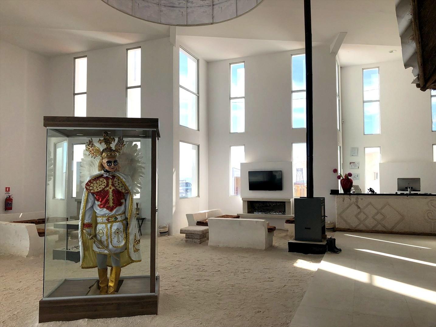 中南米の旅/30 Cristal Samaña Salt Hotel@ウユニ_a0092659_14293953.jpg