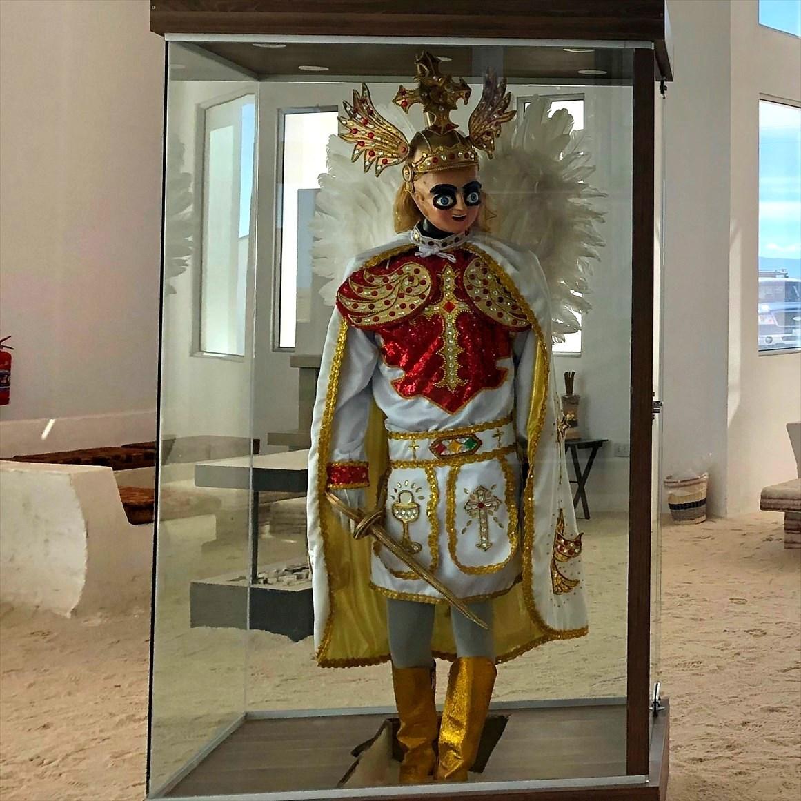 中南米の旅/30 Cristal Samaña Salt Hotel@ウユニ_a0092659_14295046.jpg